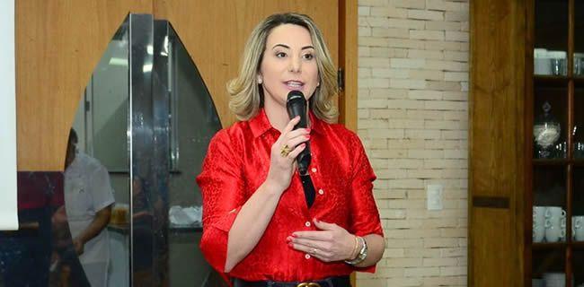 Jaqueline Cassol fala dos trabalhos realizados na presidência dos Progressistas em 2017