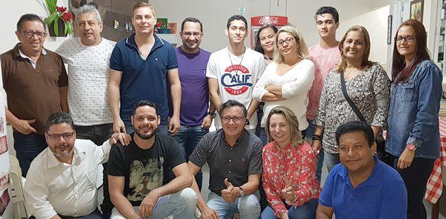 """Jaqueline Cassol cumpre agenda de reuniões na capital e critica """"ataques na internet"""""""