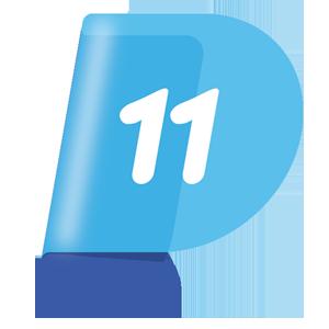 Progressistas é 11