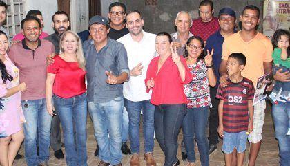 Progressistas reúnem lideranças em Candeias do Jamari para encontro partidário