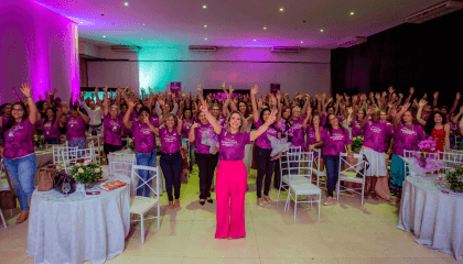 I Encontro das Mulheres Progressistas - Fortalecendo o Futuro
