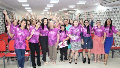 Mulheres Progressistas Fortalecendo o Futuro