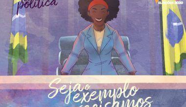 Campanha de incentivo à participação da mulher na política
