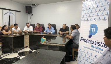Eleições 2020: Progressistas de Mirante da Serra promovem reunião com pré-candidatos