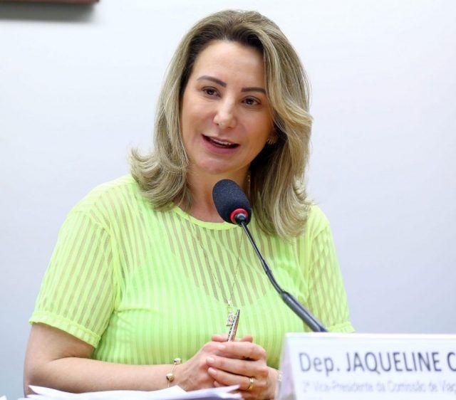 Jaqueline Cassol confirma mais recursos para a PM de Rolim de Moura