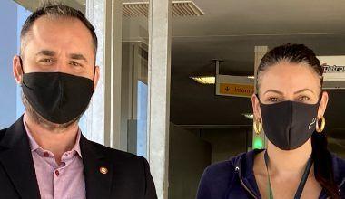 Secretário-geral dos Progressistas Rondônia se reúne com a coordenadora da Fundação Milton Campos