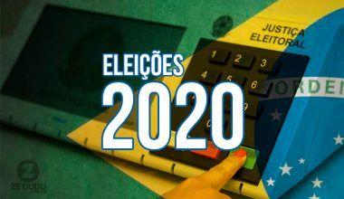 Eleições 2020: datas do calendário eleitoral aprovadas pelo Congresso Nacional