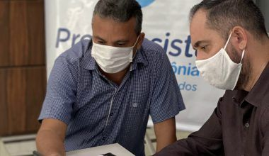 Secretário-geral dos Progressistas Rondônia recebe pré-candidatos do PP na sede do Diretório Estadual