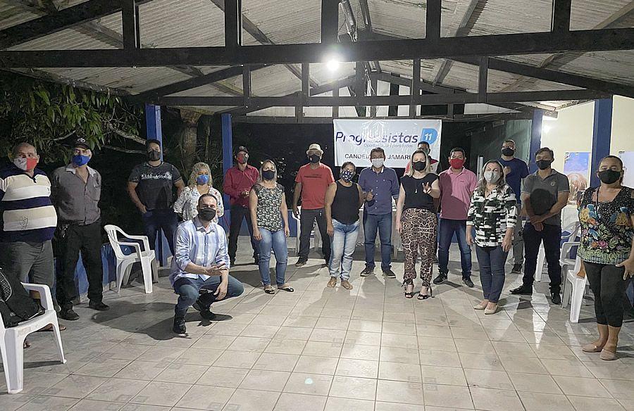 Presidente do PP-RO inicia reuniões com os pré-candidatos dos Progressistas em Rondônia - eleicoes - progressistas rondonia