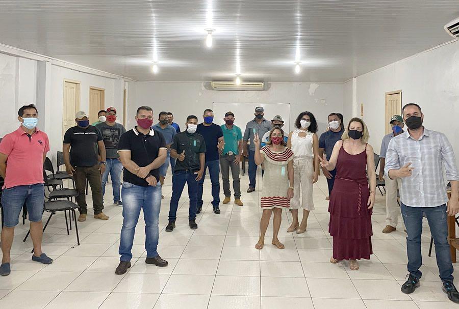 Presidente do PP-RO inicia reuniões com os pré-candidatos dos Progressistas em Rondônia