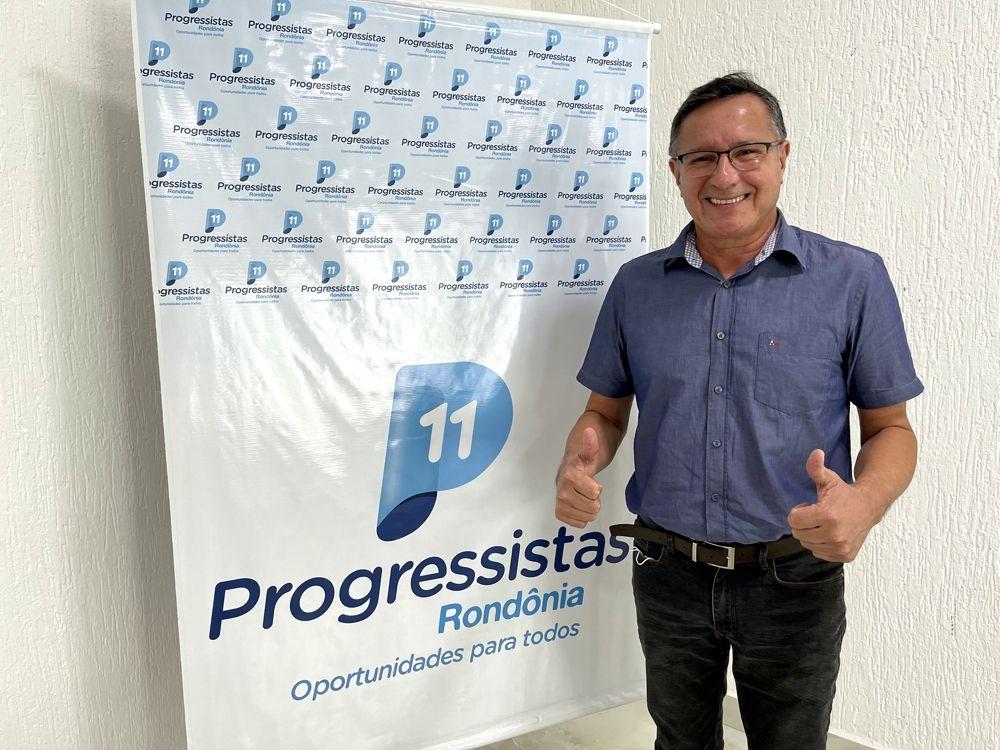 Carlinhos Braga assumirá a presidência dos Progressistas em Porto Velho/RO