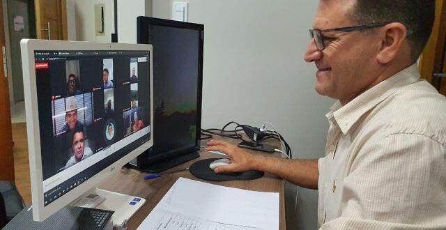 Prefeito de Urupá é eleito novo presidente da Associação Rondoniense de Municípios