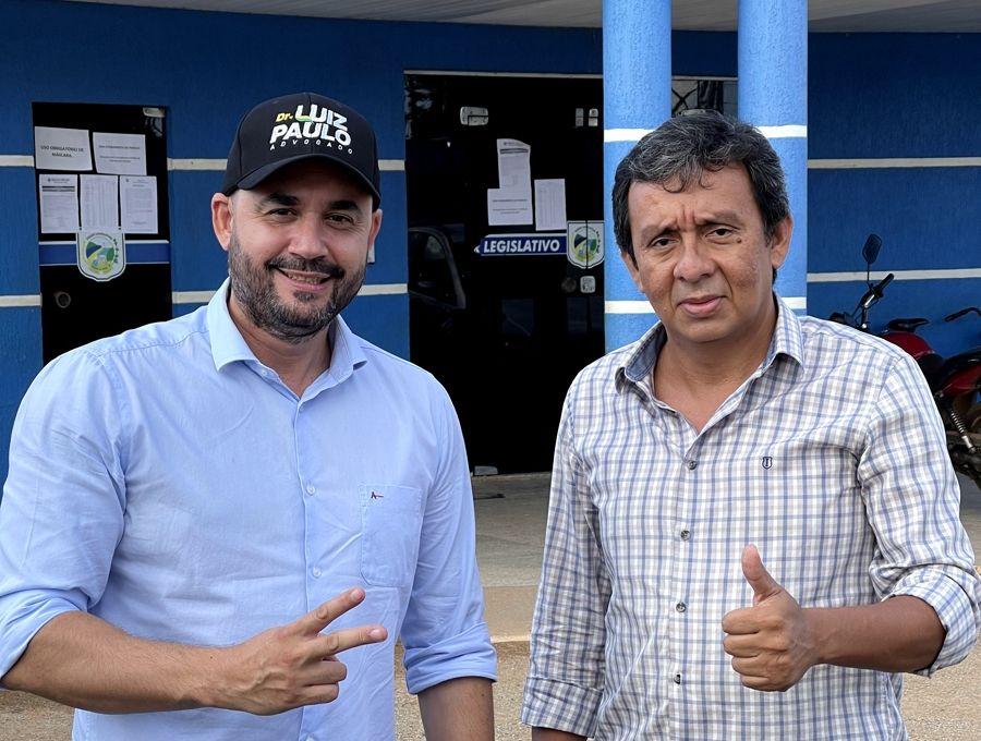 Presidentes do PP em Porto Velho, Candeias, Itapuã e Ariquemes recebem a visita do secretário-geral - noticias - progressistas rondonia