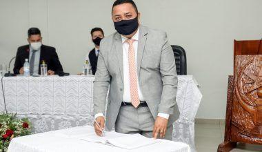 Conheça a trajetória do Vereador de Pimenta Bueno, Sóstenes Silva